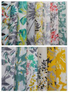 Sissinghurst - Liz Donnelly Textile Design