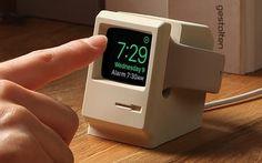 W3 Stand pour Apple Watch, un socle vintage et adorable | WatchGeneration