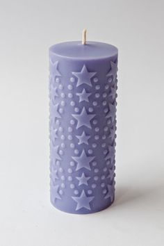 Sale!!! White Beeswax candle Eco friendly candle Natural candle Colored candle