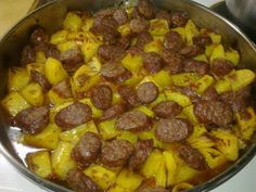 Cookbook Recipes, Cooking Recipes, Sweet Bell Peppers, Cooking Cake, Mince Meat, Tasty, Yummy Food, Chicken Meatballs, Greek Recipes