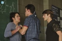 """#TeenWolf 6x14 """"Face-to-Faceless"""" - Liam, Gabe and Nolan"""