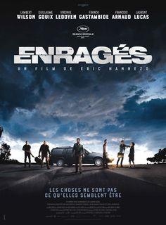Enragés de Eric HANNEZO (2014) (DVD Filature)