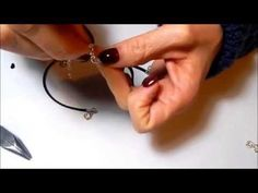 DIY EASY AND SIMPLE PEARL NECKLACE - YouTube