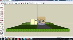 #First #Sketchup #Work #FrontView