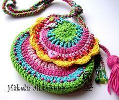 Rainbow collection - purse