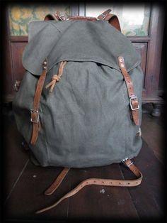 Vintage bag. | 8negro