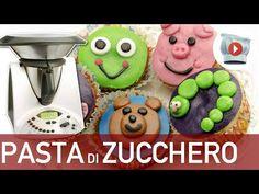 Come fare la pasta di zucchero con il Bimby - Guide di Cucina