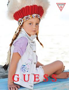 #guesskids #fashion #kidsfashion #fashioncatalog #beach #summer #girlfashion #photshoot #guess copyright by Luca Zordan