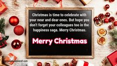 Motivational Merry Christmas 2019 Wishes Messages for Employees from CEO - Happy New Year 2020 Merry Christmas Wishes Messages, Merry Christmas Quotes, Merry Christmas Greetings, Merry Christmas And Happy New Year, Christmas Eve, Christmas Cards, Xmas, Merry Christams, Merry Christmas Wallpaper