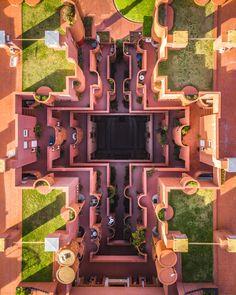 Barcelona's View From the Sky – Fubiz Media