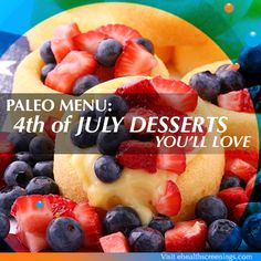july 4th 2013 recipes