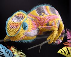 http://www.thisiscolossal.com/2018/04/dazzling-paper-sculptures-by-lisa-lloyd/