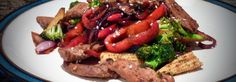 Slow Carb Chinese Duck Stir Fry