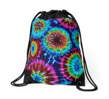 Tie Dye Drawstring Bag | Bag and Diy clothing