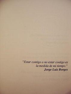 Genio, Borges