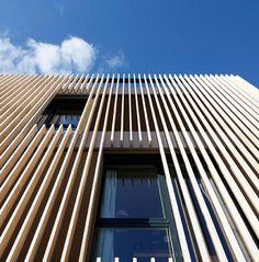 striped living apartment buildings - crans-près-céligny - group8 - 2014 - photo régis golay