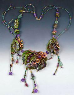 """PASADENA, CA """"Impress Me"""" Necklace Components By Christi Friesen"""