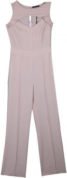 7dc0949faae Black Fitted V Neck Sleeveless Harem Pants Jumpsuit Wholesale