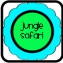 Tons of photos, ideas, bulletin board titles, decorative tips and more for creating a jungle themed classroom / classroom jungle theme {safari theme, adventure theme, jungle theme, rainforest theme}