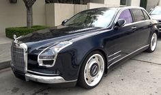 Mercedes-Benz S600 Royale