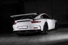 #TechArt #Porsche 911 GT3 RS Carbon Fiber Aerokit  #cars #supercars #sportscars #exotic #luxury #carbonfiber  More from TechArt >> http://www.motoringexposure.com/aftermarket-tuned/techart/