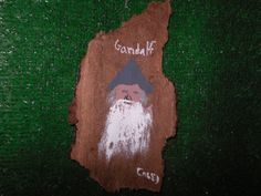 My student created Gandalf. It think it portrays his wisdom and longevity.