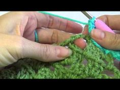 ▶ Corner to Corner Afghan Granny Style - YouTube