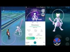 Search for PokeStops Gyms