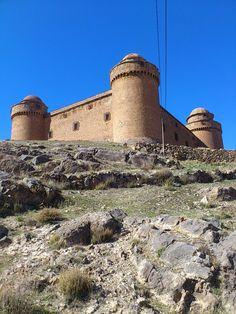 Castillo de la Calahorra, Granada.