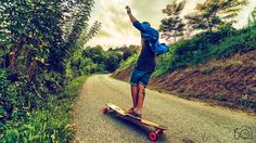 Sandro Sotira, Owner and Shaper of The Owl Longboards