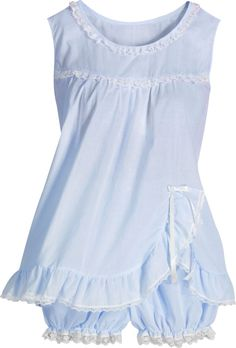 Baby Doll PJ's. The best for hot summer nights