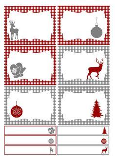 Christmas Art #wallart #Navidad #free #printable #gratis #imprimible #decoración #decor #decoracion