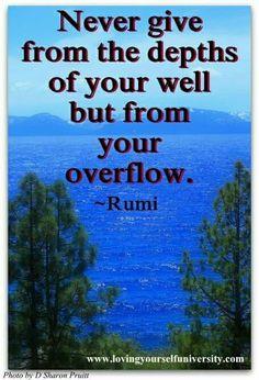 Rumi. ...