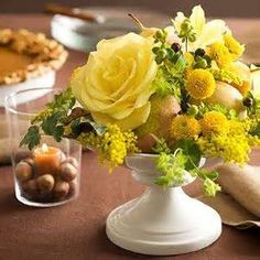bhg - fabulous fall centerpieces - Bing Images