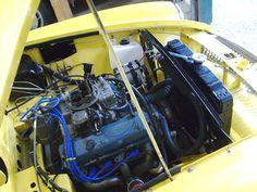 Brian Laughlin's 1969 MGB GT with GM 3.4L 60-degree V6