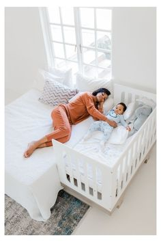 Baby Bedroom, Baby Boy Rooms, Baby Room Decor, Nursery Room, Kids Bedroom, Toddler Rooms, Baby Crib Diy, Baby Cribs, Baby Side Bed