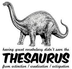 The great Thesaurus.