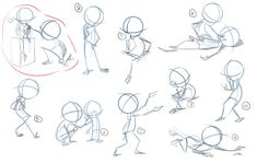 animation mentor poses how - Google Search