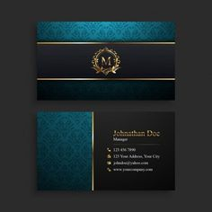 Luxury ornamental mandala design background in gold color Vector Luxury Business Cards, Business Card Design, Vip Card, Color Vector, Brainstorm, Name Cards, Data Visualization, Business Branding, Mandala Design