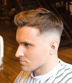These top haircuts for men are the most flattering classic cuts and some of the latest trends.    Whether it's for short or longer hair, fine or thick, all of these men's hairstyles look good and are