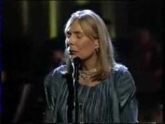 """Joni Mitchell - Both Sides Now    Masterpiece - the lyrics alone: WOW!      I noticed in the comment section to this song on Youtube that somebody wrote:    """"I once saw her live and she said that she felt that she'd lost possession of this song one day when she was in the supermarket and it was playing over the frozen-meat section.     With this version she has seriously reclaimed ownership!"""""""