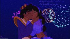 Il mondo é mio ♥ Aladdin #Aladdin #waltdisney