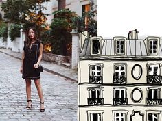 Aimee Song from the blog Song of Style shares tips from her book Capture Your Style on where to find the best off-the-beaten-path photo spots in Paris