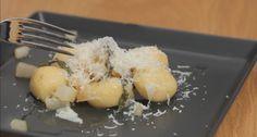 Gli gnocchi ripieni di gorgonzola