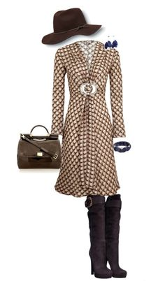 """Wrap Dress"" by erinlindsay83 on Polyvore"