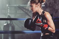 a throwback to @reebok by @catherinewessel just cause I loved this shoot :) x 🥊🥊 @gothamgym Kick Boxing Girl, Boxing Boxing, Boxing News, Muay Thai, Fitness Goals, Fitness Motivation, Health Fitness, Gigi Hadid Boxing, Gigi Hadid Reebok