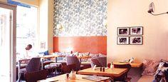 Cafes in Berlin – Cafe Fleury. Hg2Berlin.com.