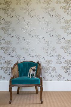 Juliet Travers | Designer Wallpaper