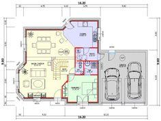 Construction maison neuve Maison Bruyère   Lamotte Maisons Individuelles