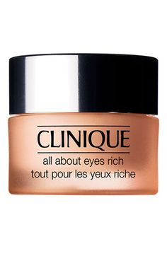 Clinique 'All About Eyes' Rich No Color  $50.00